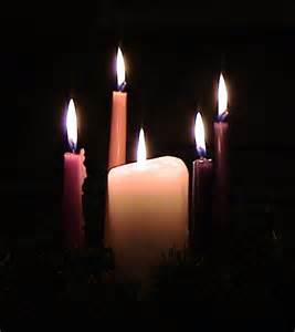 One way that we mark the time of this season is with the Advent Wreath. As this is the second Sunday of Advent this is the day we light the first and ... : advent lighting - www.canuckmediamonitor.org
