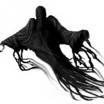 Dementor from Harry Potter saga